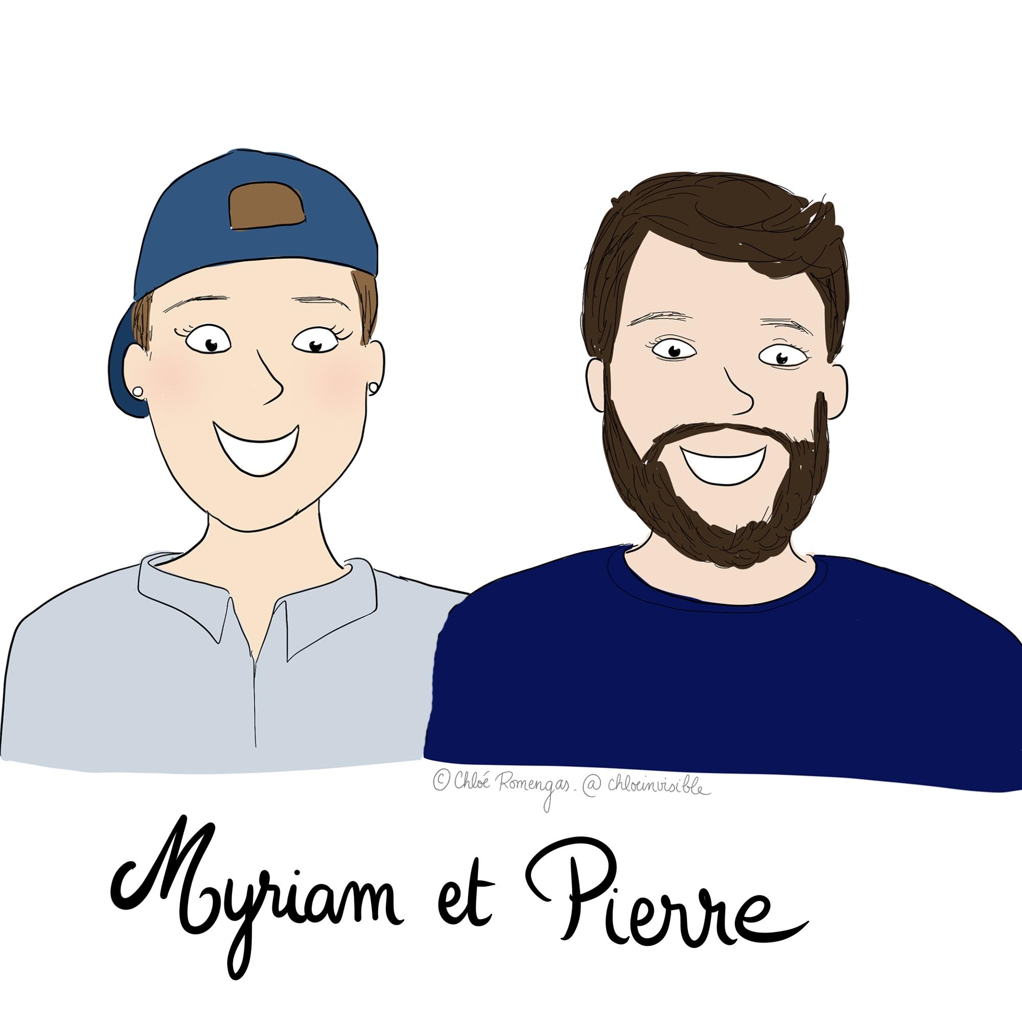 Le côté invisible du handicap visible – Myriam et Pierre